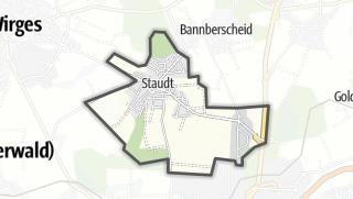 Cartina / Staudt