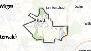 Mapa / Staudt