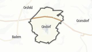 地图 / Gindorf