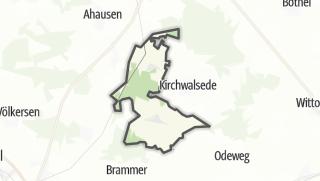 Cartina / Westerwalsede