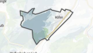 Cartina / Höfen