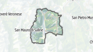 Kartta / Badia Calavena