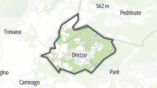 Hartă / Drezzo