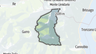 מפה / Cavaglio-Spoccia