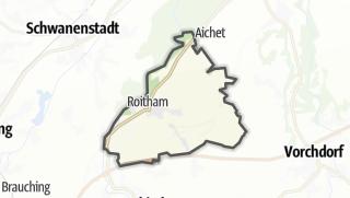 Karte / Roitham