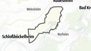 Karte / Hüffelsheim