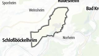 Map / Hüffelsheim