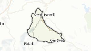 Mapa / Decollatura