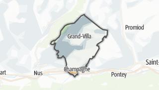 Karte / Verrayes