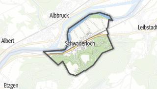 מפה / Schwaderloch
