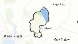 Carte / Torgelow am See