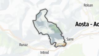 Karte / Saint-Pierre