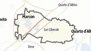 Carte / Marcon