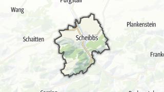 Karte / Scheibbs