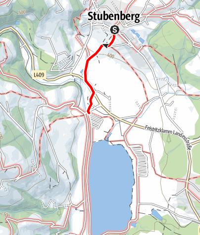 Karte / Seeweg