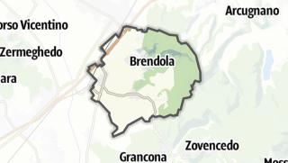 地图 / Brendola