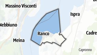 Mapa / Ranco