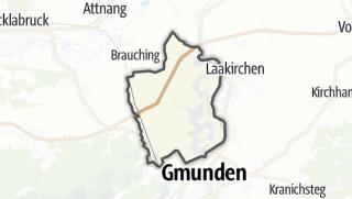Karte / Ohlsdorf