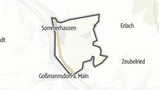 Cartina / Sommerhausen