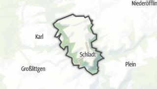 Mapa / Schladt