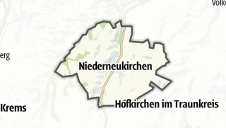 Mapa / Niederneukirchen