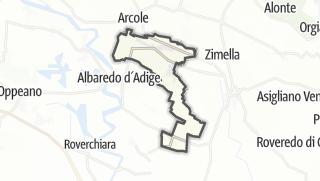 Kartta / Veronella