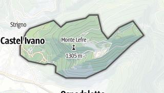 Karte / Ivano-Fracena