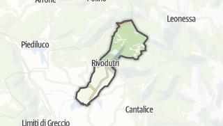 Mapa / Rivodutri