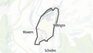 Karte / Kanzem