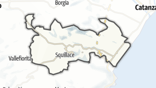 Mapa / Squillace