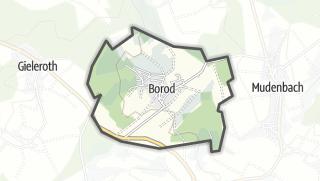 Cartina / Borod