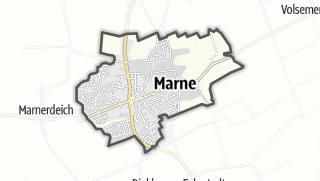 Mapa / Marne