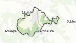 Cartina / Pfullingen