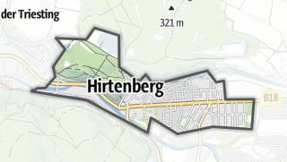 Mapa / Hirtenberg