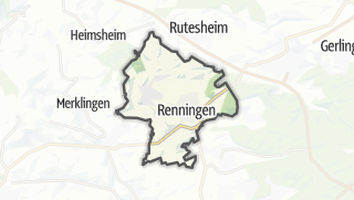 Carte / Renningen
