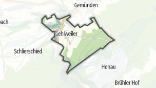 Karte / Gehlweiler