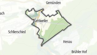 Mapa / Gehlweiler