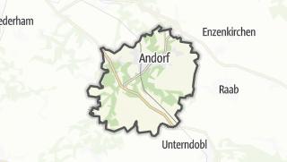 Cartina / Andorf