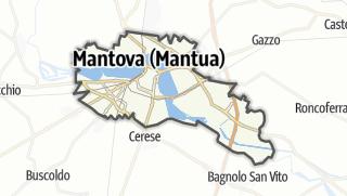 地图 / Mantova