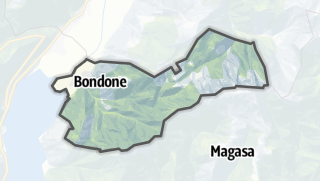 Karte / Bondone