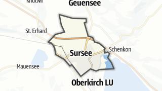 地图 / Sursee