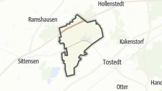 מפה / Heidenau