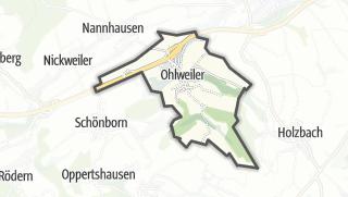 Karte / Ohlweiler