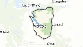Carte / Vielitzsee