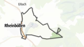 Mapa / Dichtelbach