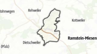 Cartina / Niedermohr