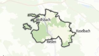מפה / Ensdorf