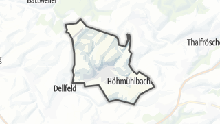 Karte / Rieschweiler-Mühlbach
