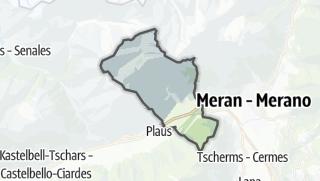 Karte / Partschins