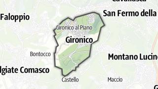 Kartta / Gironico
